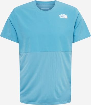 T-Shirt fonctionnel THE NORTH FACE en bleu