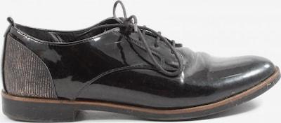 PESARO Schnürschuhe in 40 in schwarz, Produktansicht