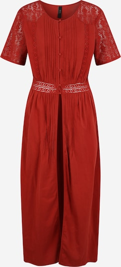 Y.A.S (Tall) Bluse 'KAILEY' in rot, Produktansicht