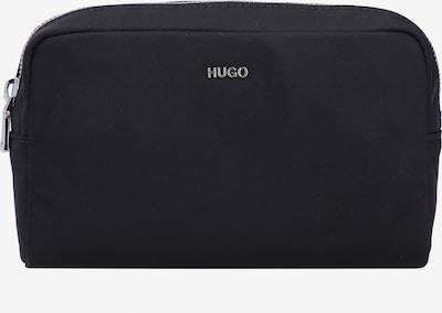 HUGO Make up tas 'Record' in de kleur Zwart, Productweergave