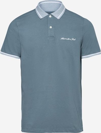 Abercrombie & Fitch T-Shirt en bleu: Vue de face