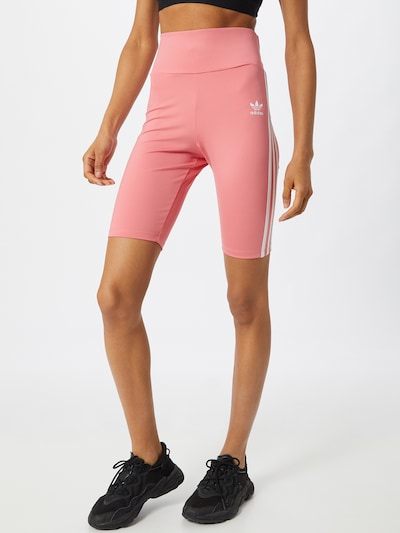 ADIDAS ORIGINALS Hlače u roza / bijela, Prikaz modela