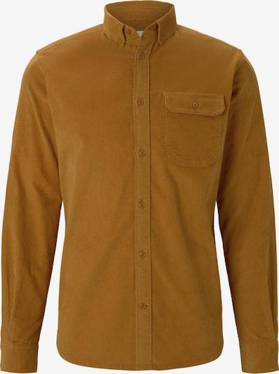 TOM TAILOR Hemd in braun, Produktansicht