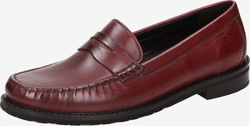SIOUX Classic Flats 'Cosaletta' in Red