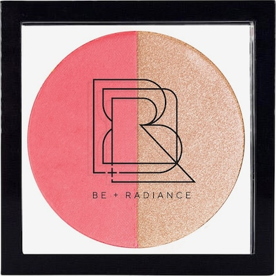 BE + Radiance Rouge + Highlighter 'Color + Glow Probiotic' in gold / hellpink, Produktansicht