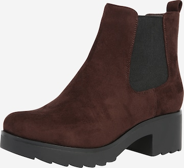 ABOUT YOU Chelsea Boots 'Sophie' i brun