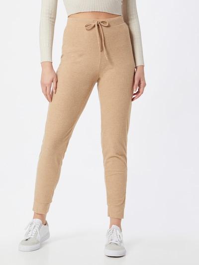ONLY Hose 'ZOE' in beige, Modelansicht