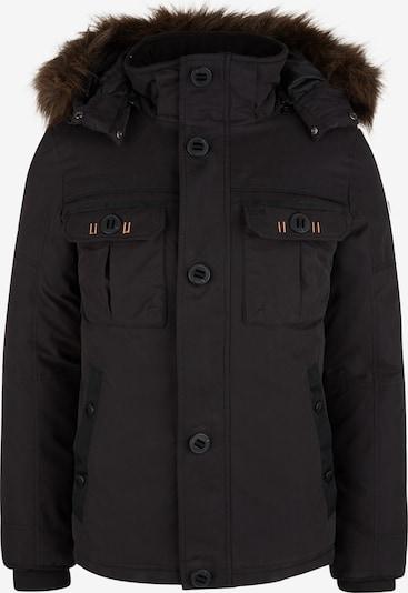 Q/S designed by Winterjas in de kleur Zwart, Productweergave
