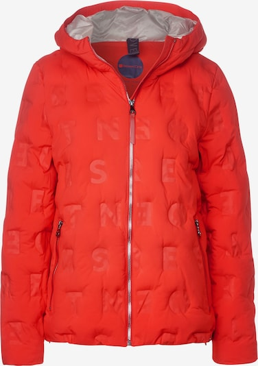 STREET ONE Steppjacke in rot, Produktansicht