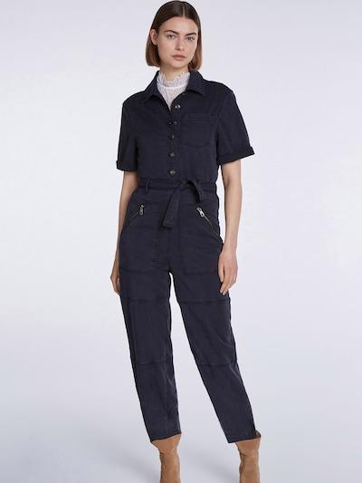 SET Jumpsuit in de kleur Zwart, Modelweergave