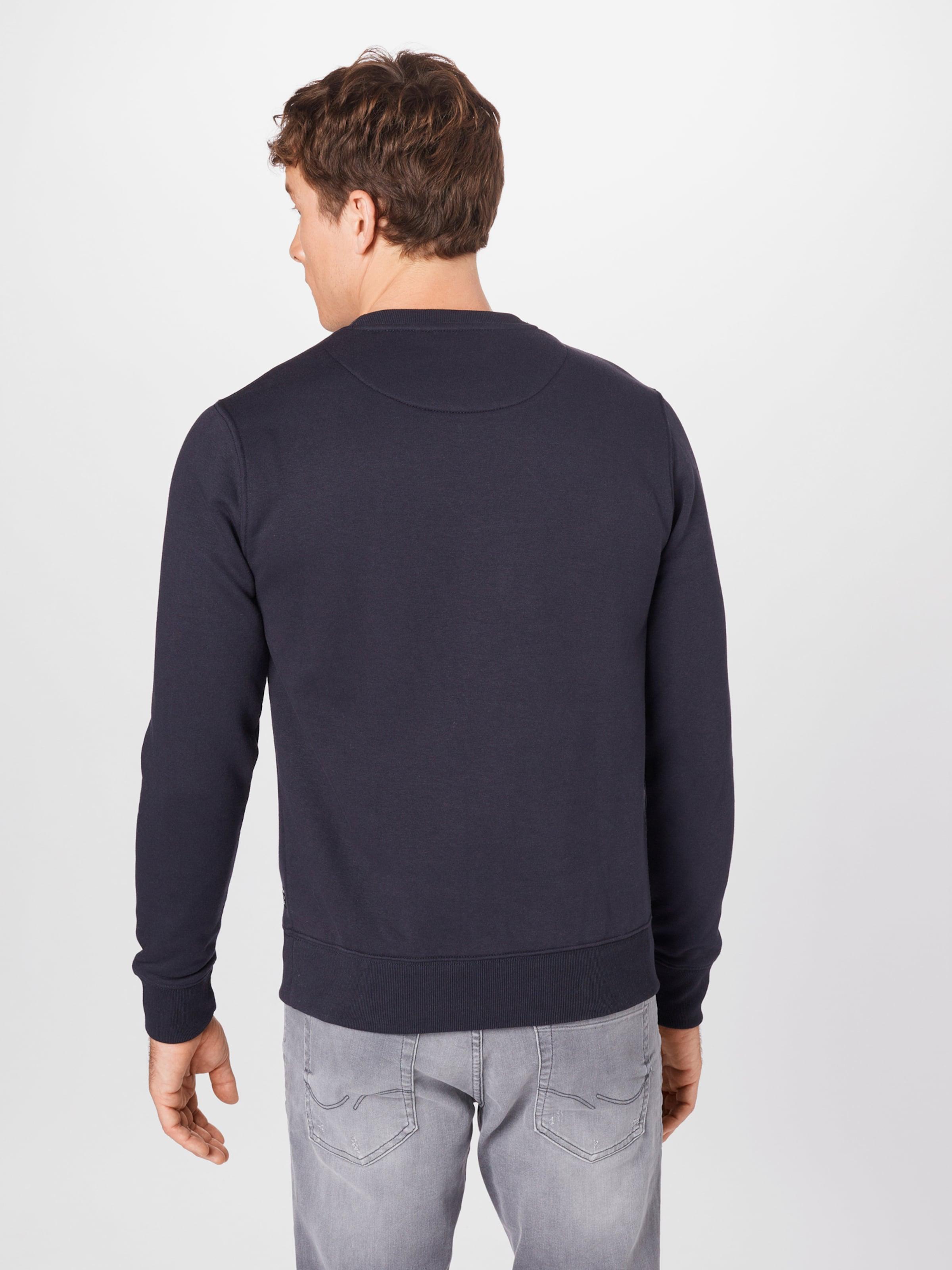 BLEND Sweatshirt i nattblå