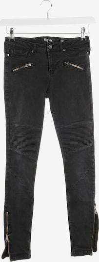 tigha Jeans in 25 in schwarz, Produktansicht