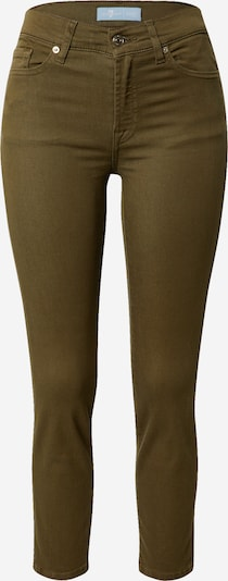 7 for all mankind Jeans 'ROXANNE' in khaki, Produktansicht
