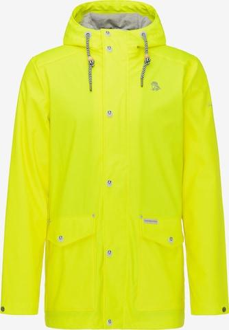 Schmuddelwedda Overgangsjakke i gul