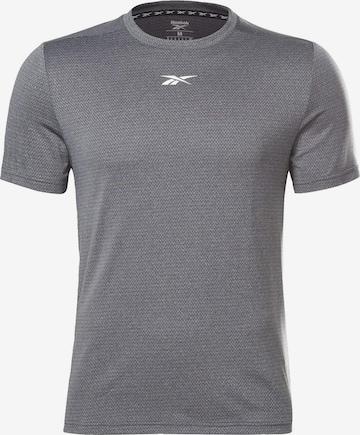 Reebok Sport Funktsionaalne särk, värv hall