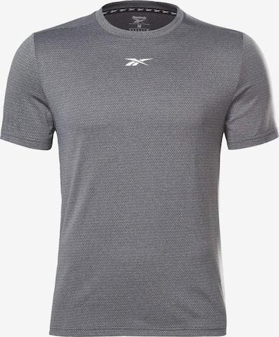 REEBOK Functioneel shirt in de kleur Antraciet, Productweergave