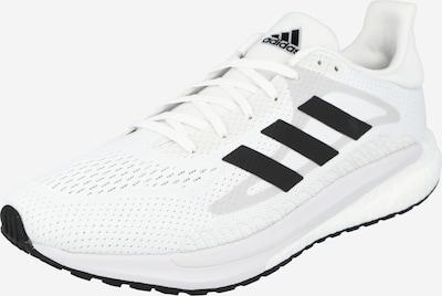 ADIDAS PERFORMANCE Sportsko 'SOLAR GLIDE' i svart / vit, Produktvy
