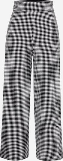 Pantaloni 24COLOURS di colore nero / bianco, Visualizzazione prodotti