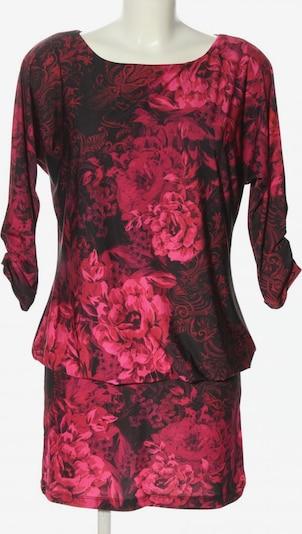 POMPÖÖS Dress in S in Pink / Black, Item view