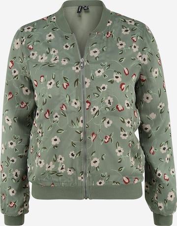 Vero Moda Petite Between-Season Jacket 'KAY' in Green