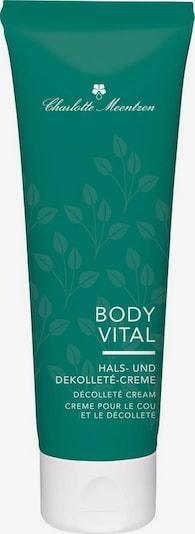 Charlotte Meentzen Body Lotion 'Body Vital' in Green, Item view