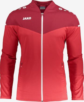 JAKO Sportjacke in Rot