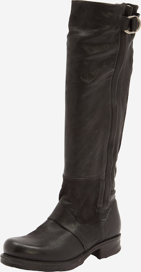 A.S.98 Cuissardes 'Saintec' en noir, Vue avec produit