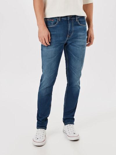 Tommy Jeans Jeansy 'AUSTIN' w kolorze niebieski denimm, Podgląd na modelu(-ce)