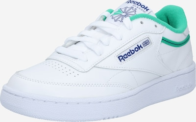 Reebok Classic Sneaker 'CLUB' in limette / weiß, Produktansicht