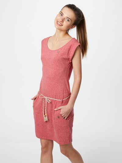 Ragwear Лятна рокла 'Tag' в тъмнорозово, Преглед на модела