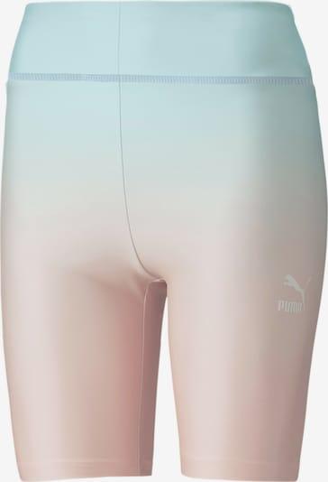 PUMA Sportbroek in de kleur Aqua / Rosé, Productweergave
