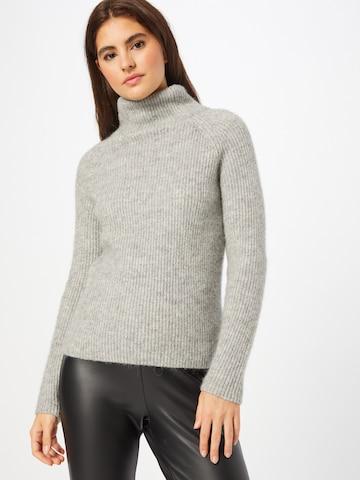 BOSS Sweater 'Faloda' in Silver