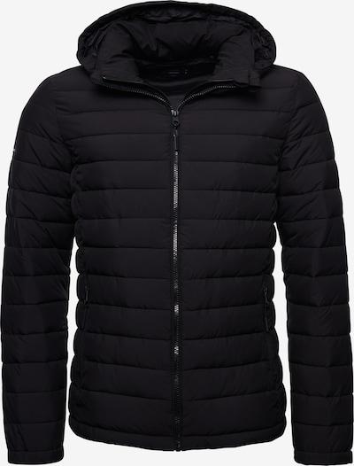 Superdry Winterjas 'Fuji' in de kleur Zwart, Productweergave