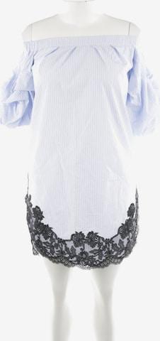Ermanno Scervino Kleid in XL in Blau