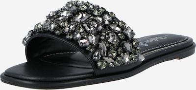 BUFFALO Pantolette 'RICCI' in schwarz, Produktansicht