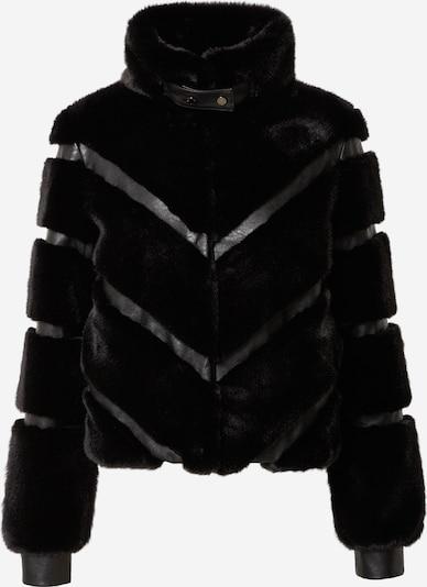PATRIZIA PEPE Starpsezonu jaka, krāsa - melns, Preces skats