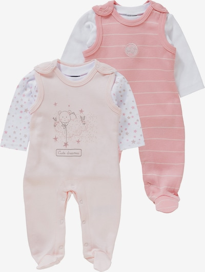 Boley Romper/Bodysuit in Mixed colors / Pink / White, Item view
