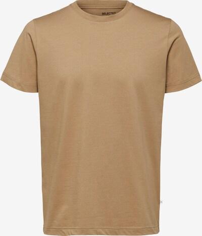 SELECTED HOMME Shirt in de kleur Lichtbruin, Productweergave