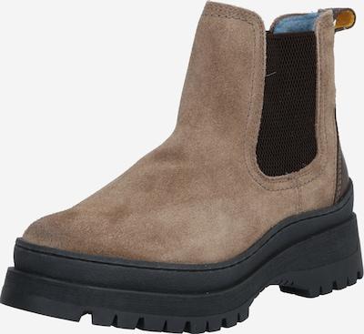 CAMEL ACTIVE Chelsea Boots in hellbraun / schwarz, Produktansicht