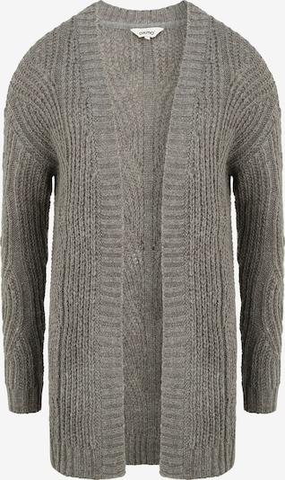 Oxmo Strickjacke 'Cle' in grau, Produktansicht