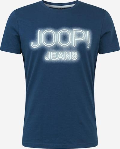 JOOP! Jeans Majica | nebeško modra / bela barva, Prikaz izdelka