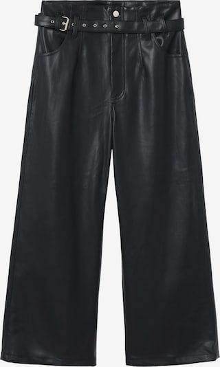 MANGO Hose 'PALAU' in schwarz, Produktansicht