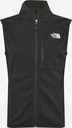 THE NORTH FACE Sportbodywarmer 'NIMBLE' in de kleur Zwart / Wit, Productweergave