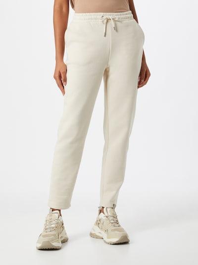 ONLY Pantalon 'Lina' en beige, Vue avec modèle