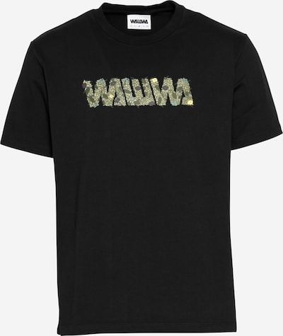 WAWWA Shirt in Dark blue / Yellow / Olive / Mint / Black, Item view