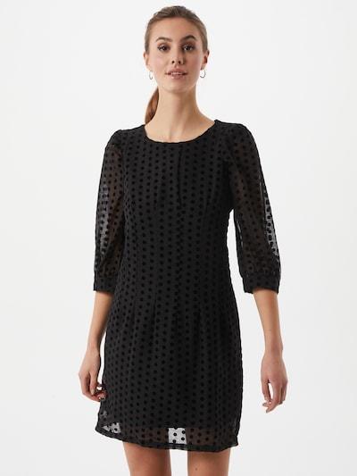 Freebird Kleid in schwarz, Modelansicht