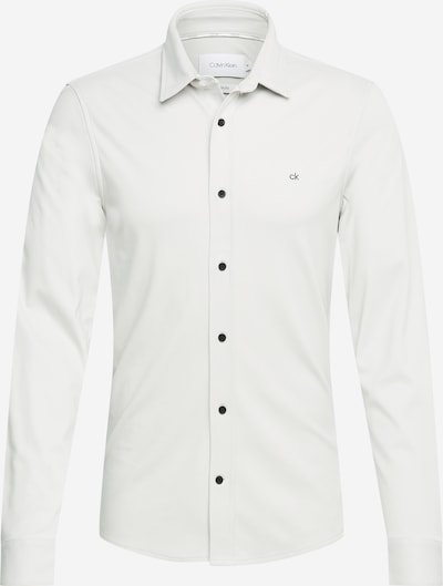 Calvin Klein Košeľa - šedobiela, Produkt