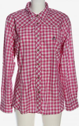 OCK Langarmhemd in XXL in pink / weiß, Produktansicht