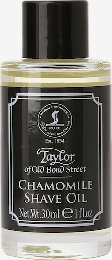 Taylor of Old Bond Street Rasieröl in schwarz / transparent, Produktansicht