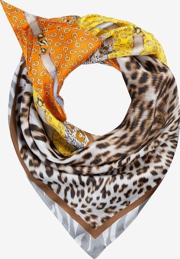 CODELLO Wrap in Yellow / Light grey / Mixed colors / Orange / Black, Item view
